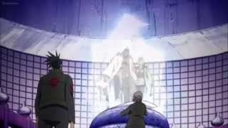 Naruto Shippuden Amv - Fourth Great Ninja War Part 7 - Anthem of Ninja