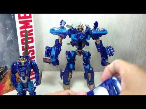 Voyager Drift Transformers 4 Toy Review