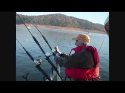 STRIPER FISHING on Lake Cumberland Ky 2