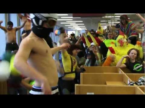THE CARNEGIE MELLON HARLEM SHAKE
