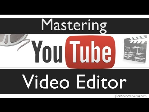 How to use Youtube Video Editor Tutorial - Edit Youtube Videos Online 2013
