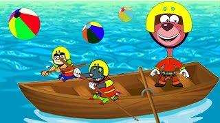 Rat-A-Tat|'Sports Klutz & Chumps Mini Cartoon Movie' |Chotoonz Kids Funny Cartoon Videos