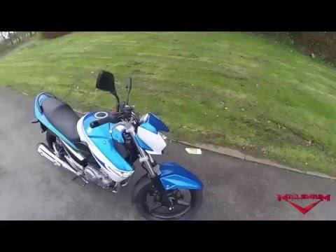Suzuki Inazuma Review And Road Test
