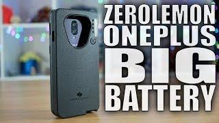 ZeroLemon 7500mAh Battery Case for OnePlus 6T: Power Chungus!