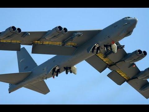 Acidente Bombardeiro B-52