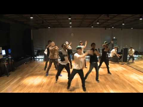 Bigbang - tonight Performance Practice video