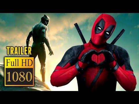 Deadpool 2 2018 Full Movie Trailer Full Hd 1080p Youtube