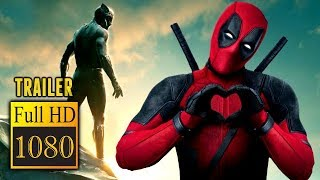 🎥 DEADPOOL 2 (2018) | Full Movie Trailer | Full HD | 1080p