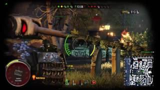 Супер режим(нет)на Halloween World Of Tanks  PS4