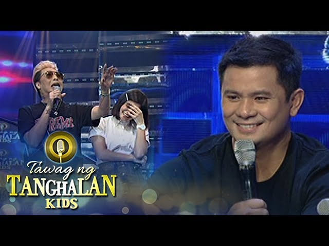 Tawag ng Tanghalan Kids: Ogie gets a new name