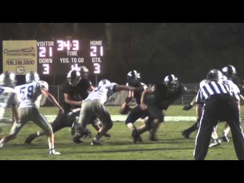 Commerce/Athens Academy Hype Video - 09/18/2014