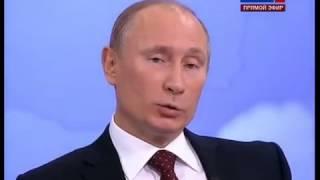 Путин o Федорe Емельяненко 15 12 2011