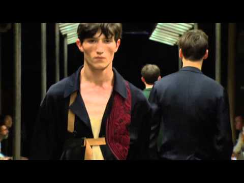 Dries Van Noten | Spring Summer 2015 Full Fashion Show | Menswear | Exclusive