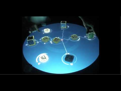 Reactable - Do you Remember (by Kokab)
