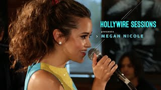 Hollywire Sessions   Megan Nicole LIVE (Teaser)