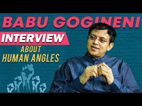 #BigBoss2 Contestant Babu Gogineni Exclusive Interview about Human Angles | TVNXT Telugu