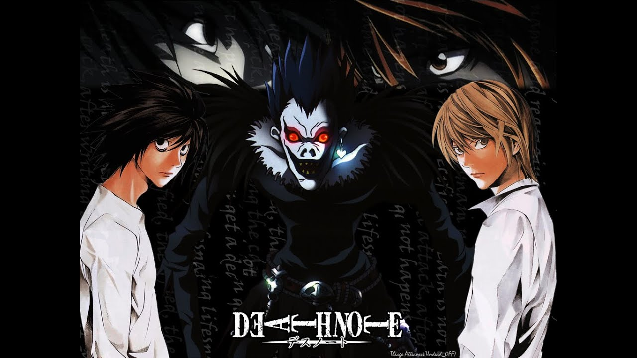 Anime Series Death Note y Bleach ya están disponibles de forma gratui