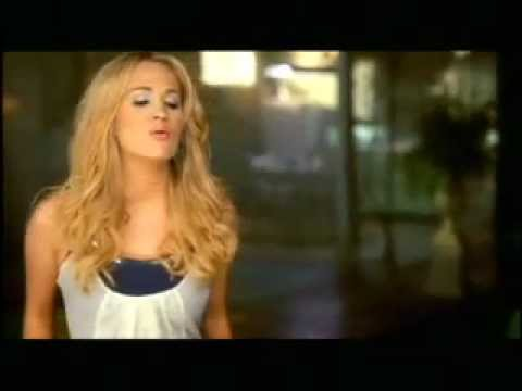 Carrie Underwood - Jesus Take The Wheel
