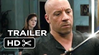 Video clip The Last Witch Hunter Official Teaser Trailer #1 (2015) - Vin Diesel, Michael Caine Movie HD