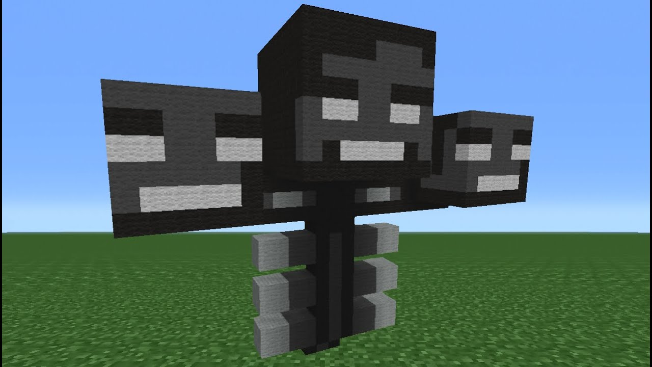 How to Spawn a Wither in Minecraft