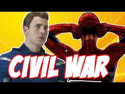Captain America: Civil War - 10 CHANGES from the Comics
