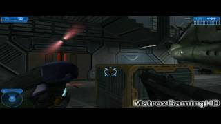 Halo 2 Vista PC (2007) - The Heretic / The Armory Part / Cairo Station Part 2 (HD)