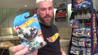 Hot Wheels Mainline - My 2018 Choice Picks!