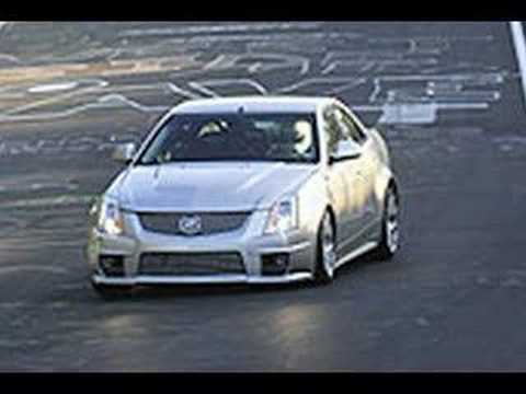 09 CTS-V Nurburgring Record Run 7:59.32 - Garage419