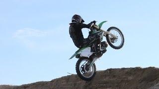 Kx 250 2 Stroke  First Rides