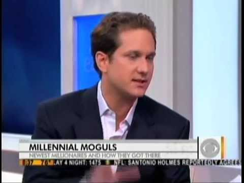 MIllennial Business Moguls: Jason Dorsey on CBS Early Show