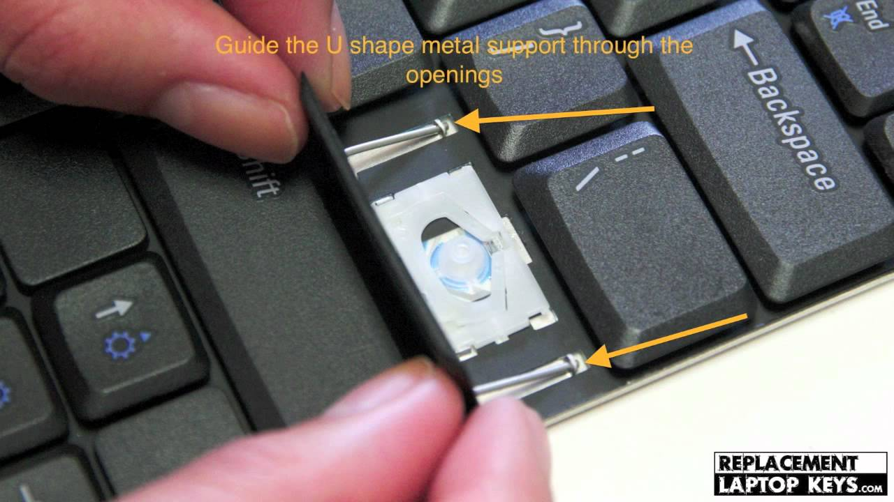 how to put on laptop