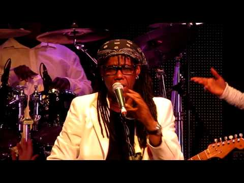 Le Freak - Nile Rodgers&Chic LIVE In Melbourne 7.3.2012