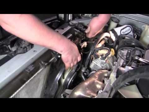 Chevy Camaro 2005 >> Replacing an A/C Condensor - YouTube