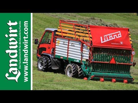 Lüönd Aufbauladewagen Swiss Elite 27   landwirt.com