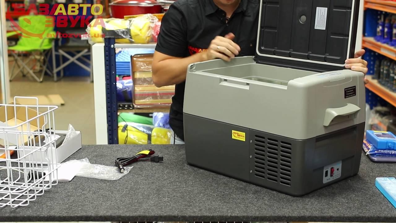 Автохолодильник waeco tropicool tc-14fl, 14л, охл/нагр, пит