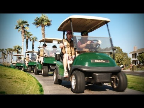 The Golf War