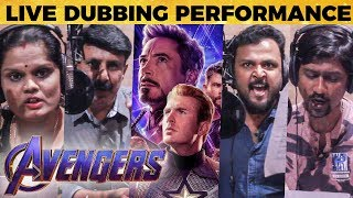 Avengers MASS Performance! – When They Took Up The Challenge!! | Micro