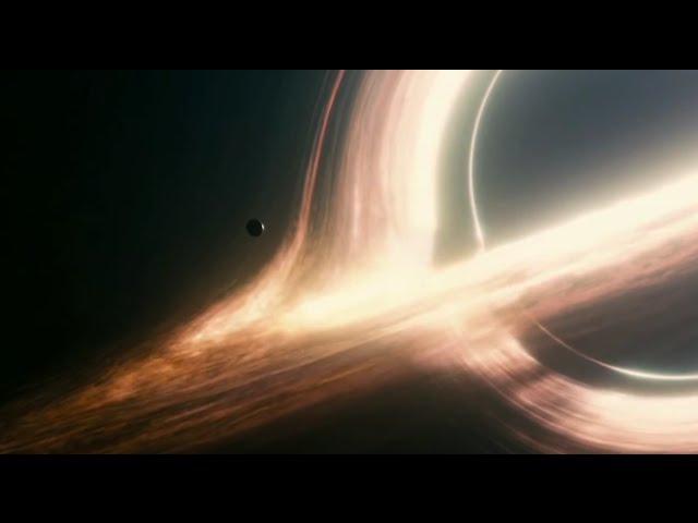 Interstellar, meet Large Hadron Collider (SPOILER ALERT!)
