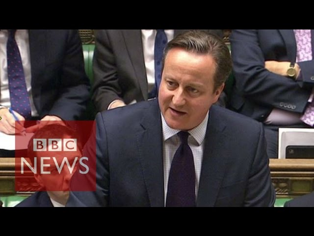 Cameron: IS 'have tried to attack us' - BBC News