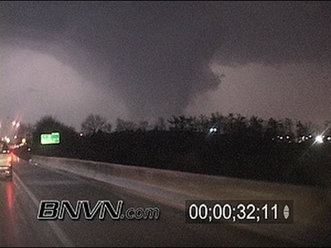 4/13/2006 Iowa City, IA Tornado Video