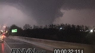 4/13/2006 Iowa City, IA Tornado Video