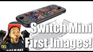 Nintendo Switch Mini First Images