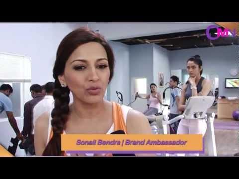 Sonali Bendre Volini New TV Ads Making