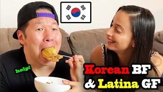 Download lagu I'M DATING A LATINA!!  (Korean boyfriend with Latina girlfriend??)