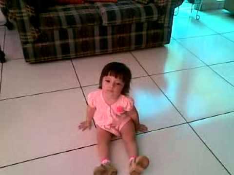 Bailarina hermosa!