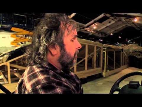 El Hobbit - Videoblog 7 (subtitulado en español y en HD)