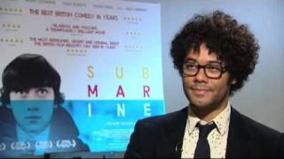 Exclusive: Richard Ayoade Interview on Submarine | Empire Magazine