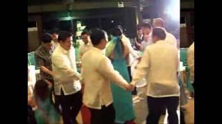 WEDDING RECEPTION PROGRAM - WEDDING TRADITIONAL GAME