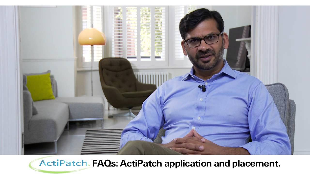 ActiPatch® FAQ: Product