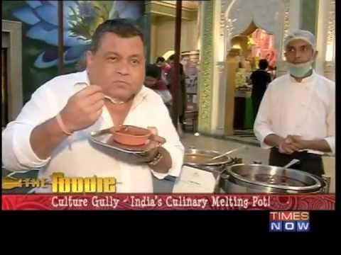 The Foodie: 'Culture Gully' - India's culinary melting pot! (Full Episode)